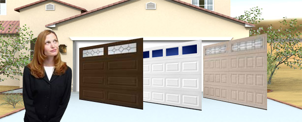 3 easy steps to select a garage door